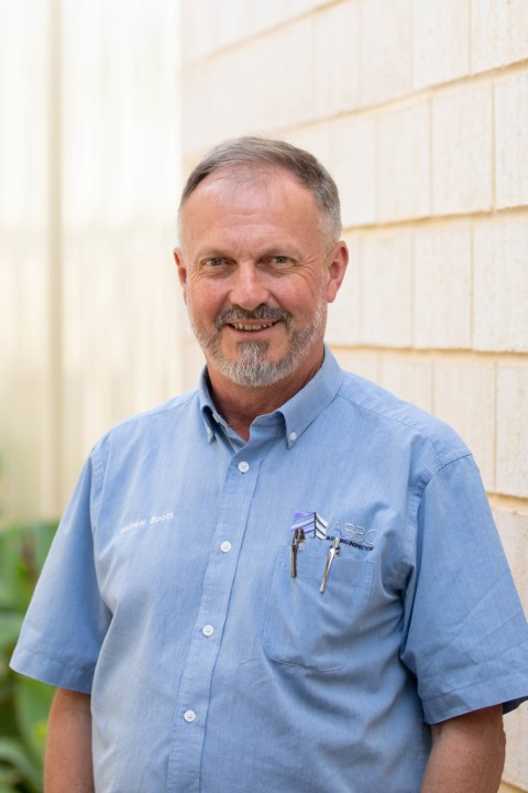 Andrew Booth   ABBC Building inspectors Perth